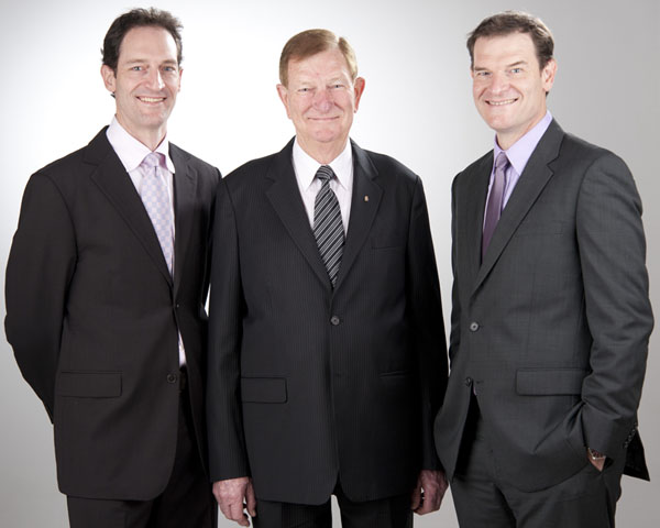 The principals of the CBD College